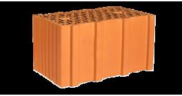 Камень рядовой поризованный ЛСР 10,7 НФ (380*250*219 мм), теплый фото