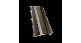 Защелка для кронштейна Гранд Лайн (Grand Line) Granite RR 32 темно-коричневый, D 125/90 мм фото