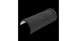 Конёк полукруглый LUXARD алланит, 395*148 мм фото