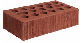 Кирпич керамический облицовочный пустотелый Керма Бордо бархат 0.7NF 250*85*65 мм фото