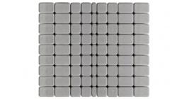 Тротуарная плитка BRAER Классико серый, 115*60 мм фото