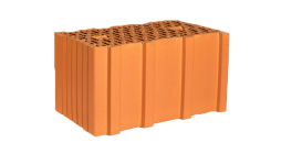 Камень рядовой поризованный ЛСР 10,7 НФ (380*250*219 мм) фото