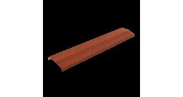 Конек ребровой LUXARD коралл, 1250 мм фото