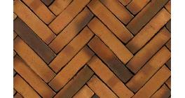 Клинкерная тротуарная брусчатка ручной формовки Penter Zonnebloem wasserstrich, 200х50х85 мм фото