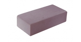 Кирпич силикатный облицовочный полнотелый Павловский завод коричневый 250*120*65 мм фото