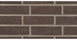 Фасадная плитка клинкерная Stroher Keraprotect 429 aardenburg рельефная NF11, 240*71*11 мм фото