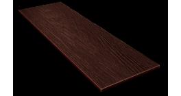 Фиброцементный сайдинг Decover Mokko, 3600*190*8 мм фото