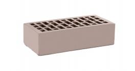 Кирпич керамический облицовочный пустотелый КС-керамик Камелот шоколад гладкий 250*120*65 мм фото