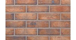 Клинкерная фасадная плитка Roben Manus Java carbon рельефная NF14, 240*14*71 мм фото
