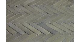 Клинкерная тротуарная брусчатка ручной формовки Penter Fico wasserstrich, 200х50х85 мм фото