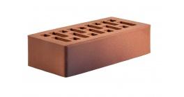 Кирпич керамический облицовочный пустотелый RECKE 6-21-00-0-00 коричневый 250*120*65 мм фото