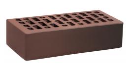 Кирпич керамический облицовочный пустотелый Воротынский Террактовый гладкий УС 250*120*65 мм фото