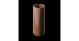 Труба ТехноНИКОЛЬ (Verat) коричневый, D 82 мм, L 3 м фото