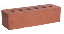 Кирпич клинкерный облицовочный пустотелый Kerma Premium Klinker Красный риф 0.7NF 250×85×65 мм фото