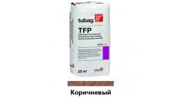 Трассовый раствор для заполнения швов для многоугольных плит quick-mix TFP коричневый, 25 кг фото
