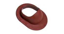 Проходной элемент VILPE CLASSIC для готовой мягкой кровли, красный фото