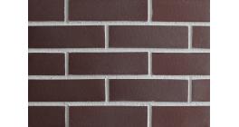 Фасадная плитка клинкерная DeKERAMIK DKK823 Гранат гладкий, NF8, 240*71*9 мм фото