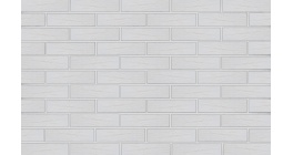 Кирпич керамический облицовочный пустотелый Kerma Color White Powder 1NF 250*120*65 мм фото