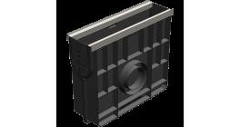 Пескоуловитель Gidrolica Standart DN100 ПУ-10.16.42 кл. С250, 500*160*420 мм фото