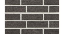 Фасадная плитка клинкерная Stroher Keraprotect 430 den haag рельефная NF11, 240*71*11 мм фото