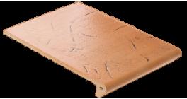 Клинкерная ступень флорентинер ABC Antik Sandstein, 335*240*10 мм фото
