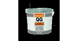 Кварцевый грунтовочный раствор quick-mix QG, 15 кг фото