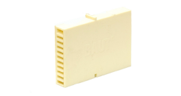 Вентиляционно-осушающая коробочка BAUT 80*60*10 мм, желтая фото