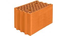 Поризованный блок Porotherm 25М М100 10,53 НФ (375*250*219 мм) фото