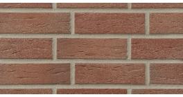 Фасадная плитка клинкерная Stroher Keraprotect 416 rotterdam рельефная NF11, 240*71*11 мм фото