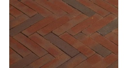 Клинкерная тротуарная брусчатка ручной формовки Penter Padova tumbled, 200х50х85 мм фото