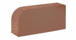 Кирпич керамический облицовочный полнотелый Konigstein Марксбург Кварц 1НФ радиусный R60, 250x120x65  фото