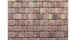 Тротуарная плитка ВЫБОР Классико Листопад гранит Осень, Б.1.КО.6 фото