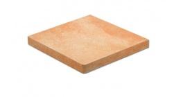 Клинкерная ступень прямоугольная угловая Stroeher Roccia X 920 Weizenschnee, 340*340*35*11 фото