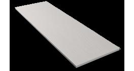 Фиброцементный сайдинг Decover Silver, 3600*190*8 мм фото