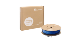 Резистивный нагревающийся кабель ELEKTRA VCD 25/420 для антиобледенения наружных территорий, 17 м фото