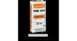 Затирка для швов quick-mix Фугенбрайт FBR 300 серебристо-серая, 25 кг фото