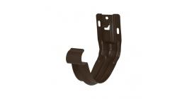 Крюк крепления универсальный с комплектом крепления АКВАСИСТЕМ (AQUASYSTEM) темно-коричневый (RR32), D 150 мм фото