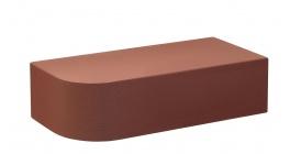 Кирпич керамический облицовочный полнотелый КС-керамик Терракот гладкий 250*120*65 R60 фото