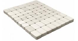 Тротуарная плитка BRAER Классико Белый, 60 мм фото