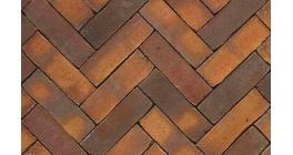 Клинкерная тротуарная брусчатка ручной формовки Penter Zonnebloem wasserstrich, 200х65х85 мм фото