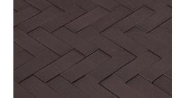 Клинкерная тротуарная брусчатка ручной формовки Penter Atlas tumbled, 200х65х65 мм фото