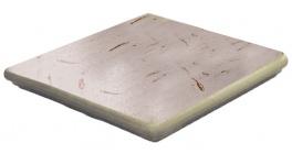 Клинкерная угловая ступень флорентинер ABC Antik Muschelweiss, 335*335*10 мм фото