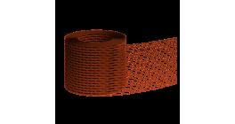 Вентиляционная лента BRAAS коричневая, 5 м фото