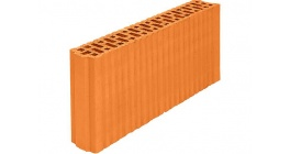 Поризованный блок Porotherm 8 М100 4,5 НФ (500*80*219 мм) фото
