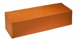 Кирпич керамический облицовочный полнотелый Terca Red гладкий 250*85*65 мм фото
