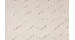 Клинкерная тротуарная брусчатка ручной формовки Penter Argenti, 200х100х70 мм фото