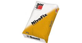 Клеевой состав на цементной основе Baumit NivoFix, 25 кг фото