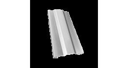 Защелка для кронштейна Гранд Лайн (Grand Line) Granite RAL 9003 белый, D 125/90 мм фото