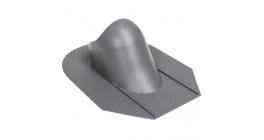 Проходной элемент VILPE HUOPA/SLATE для мягкой кровли, серый фото
