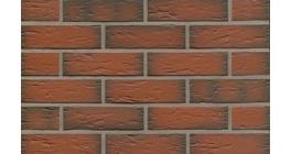 Фасадная плитка клинкерная Feldhaus Klinker R343 Ardor senso рельефная NF9, 240*9*71 мм фото
